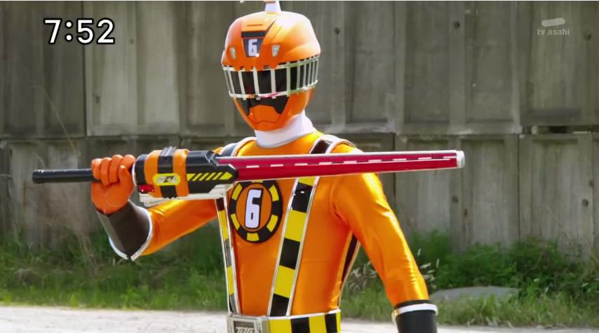 Toku Secrets Podcast: Episode 03 – Ressha Sentai ToQger Part 3