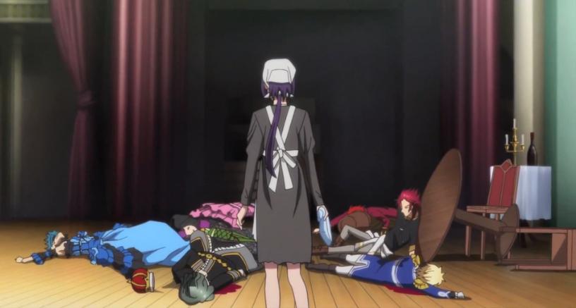 Kamigami no Asobi: Episode 08-10 Review