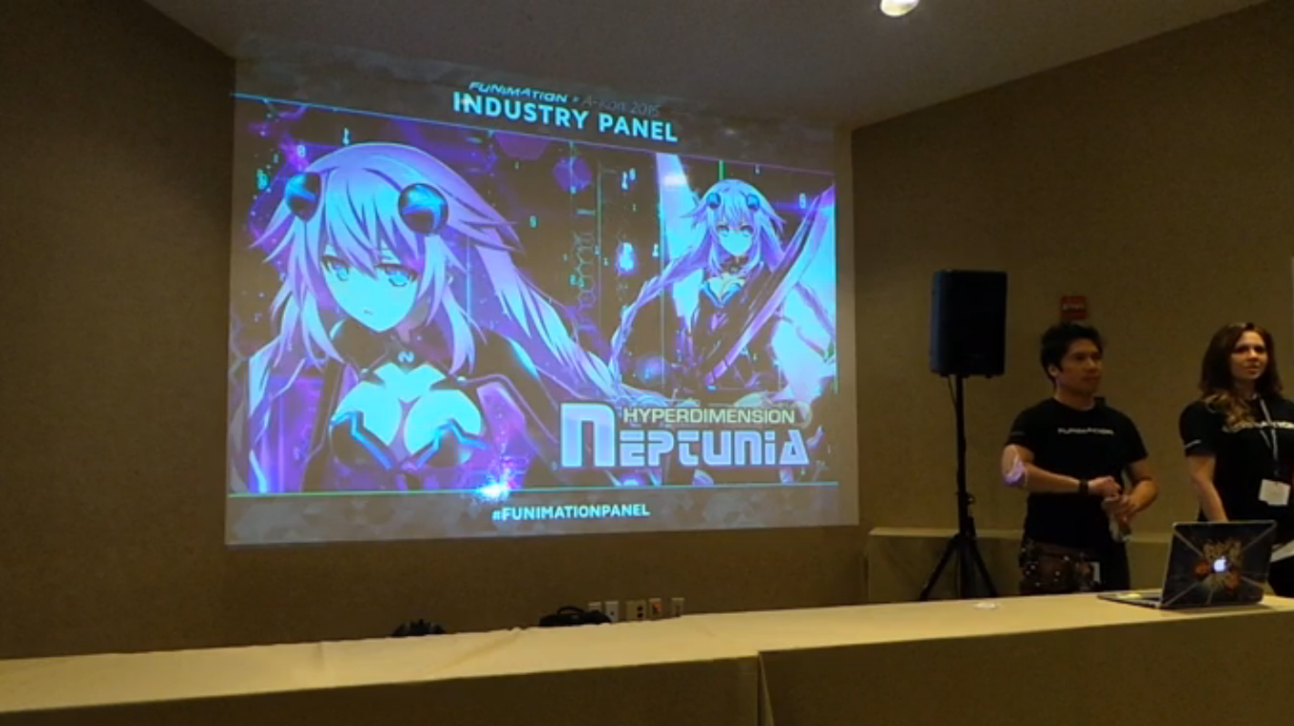 A-Kon 26 – Funimation Industry Panel