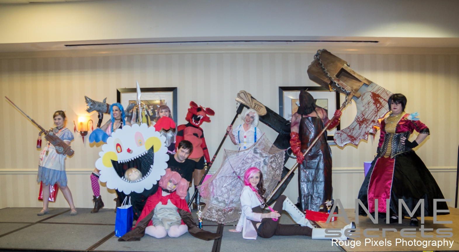 Louisianime 2015 – Cosplay Contest Photo Gallery #2