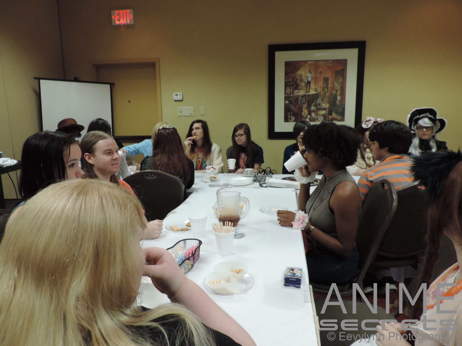 Louisianime 2015 – Lolita Tea Party