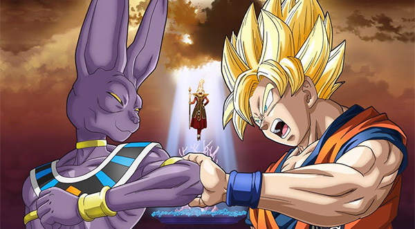 Anime Declassified Podcast – Mission 09 – DBZ Battle of Gods Review