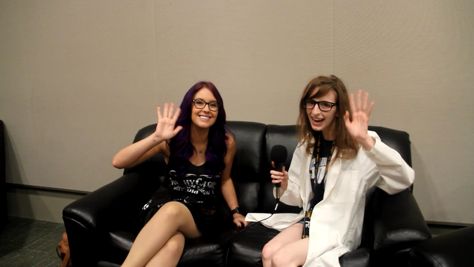 RTX 2015 – Exclusive Interview with Meg Turney