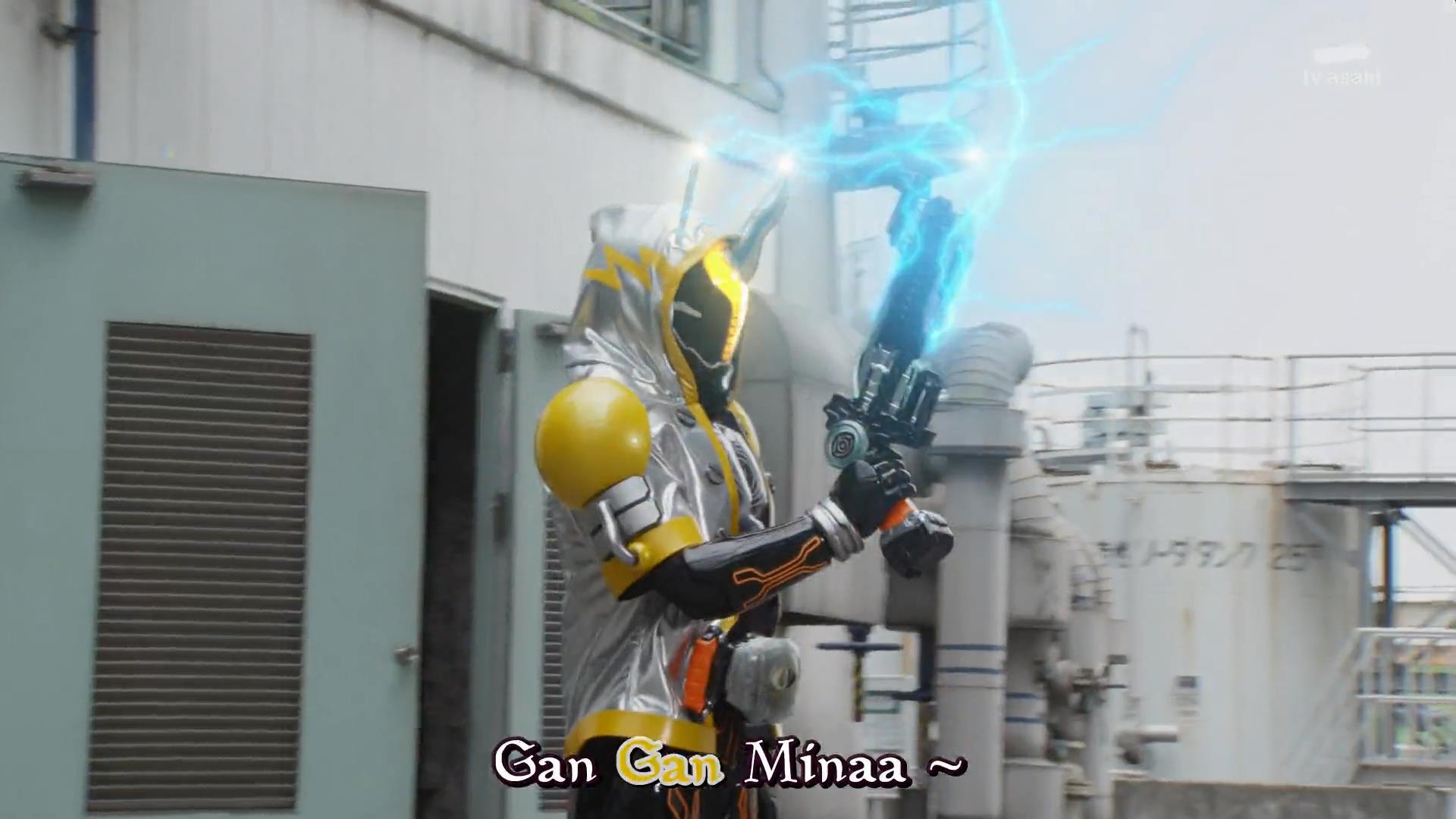 Toku Secrets Podcast: Episode 08 – Kamen Rider Ghost Episode 02 Review