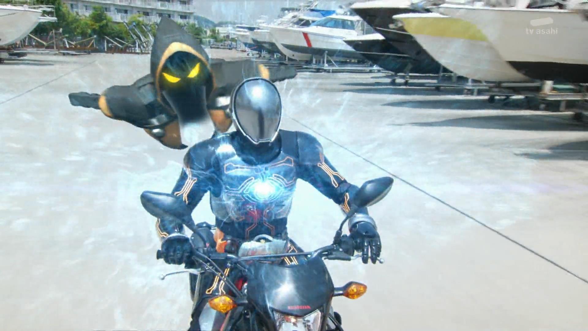 Toku Secrets Podcast: Episode 07 – Kamen Rider Ghost Episode 01 Review & News