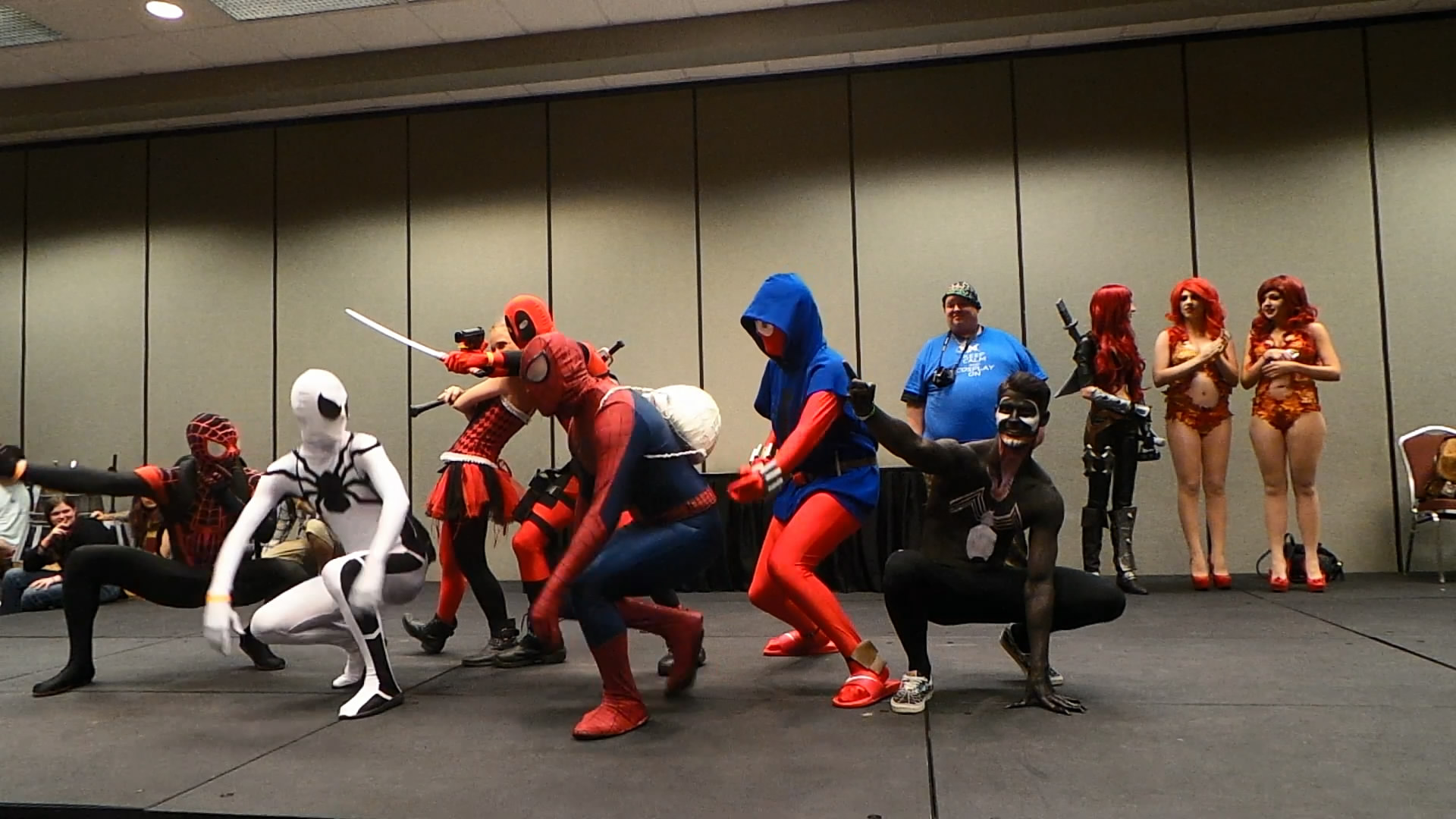 Louisiana Comic Con: Lafayette 2015 – Cosplay Contest