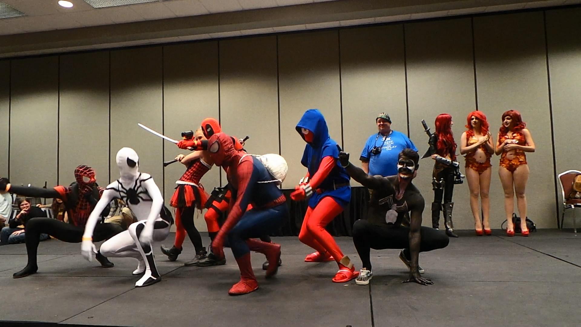 Louisiana Comic Con: Lafayette 2015 – Cosplay Contest