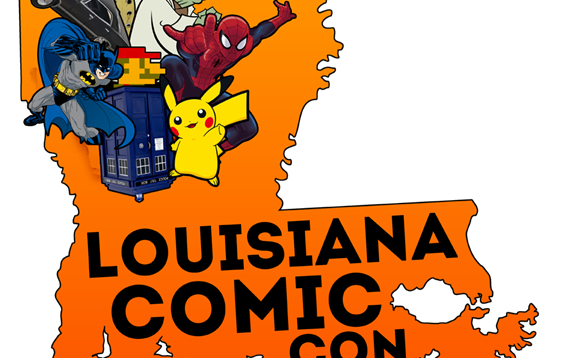Anime Declassified Podcast –  Mission 12 – Louisiana Comic Con: Lafayette 2015 Review