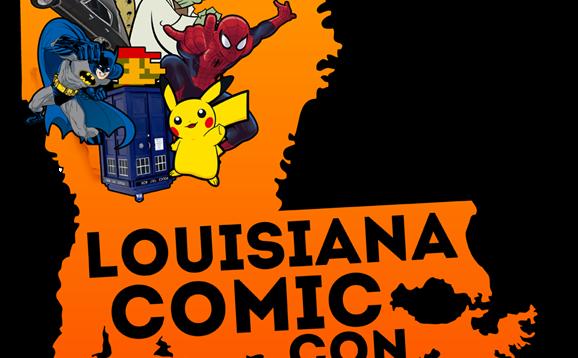 Anime Declassified Podcast –  Mission 12 – Louisiana Comic Con: Lafayette 2015 Review
