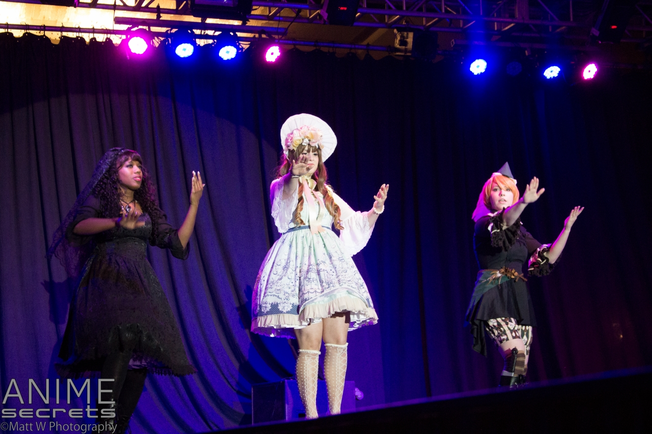MechaCon X – Lolita Fashion Show Gallery 2