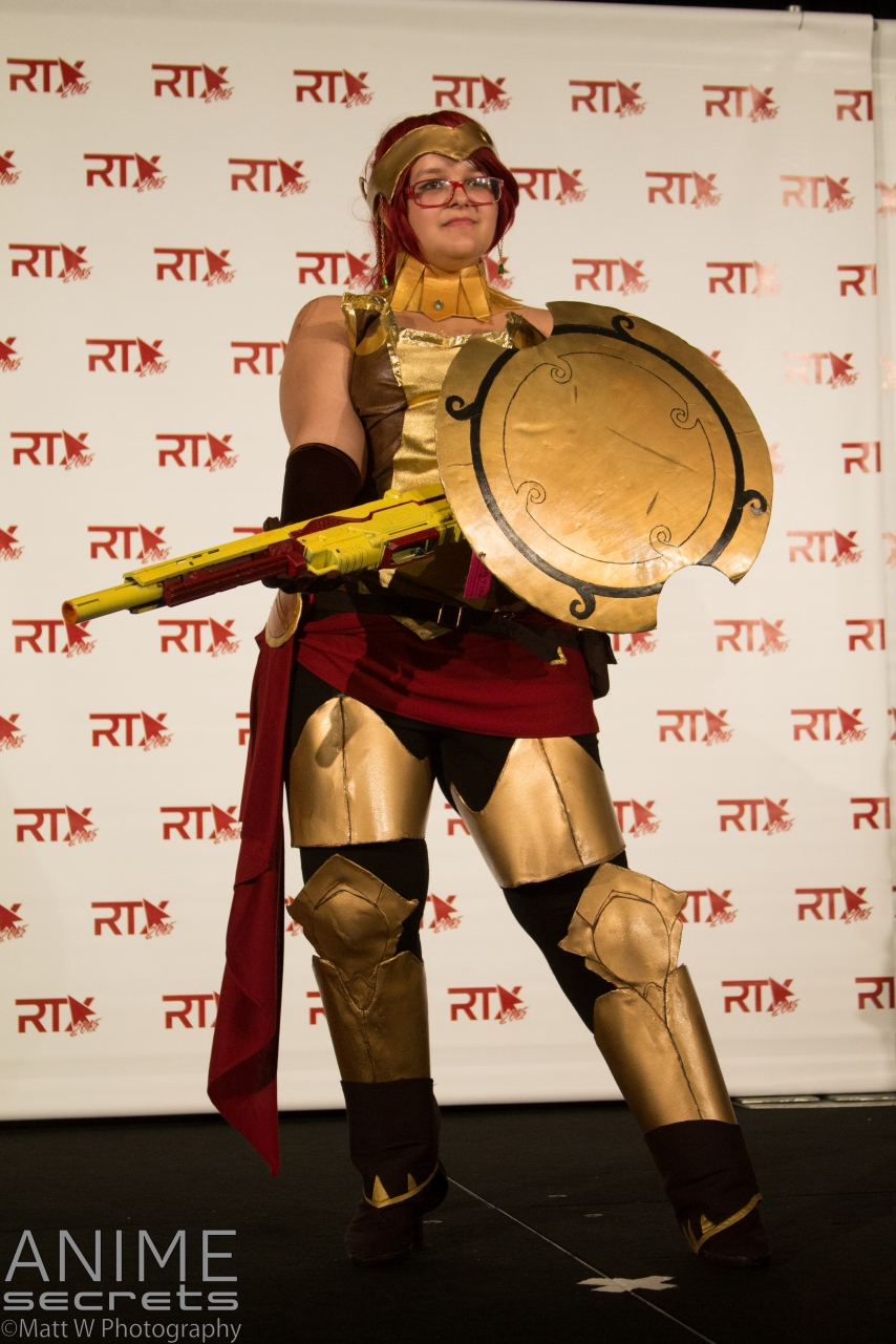 RTX 2015 – Cosplay Contest