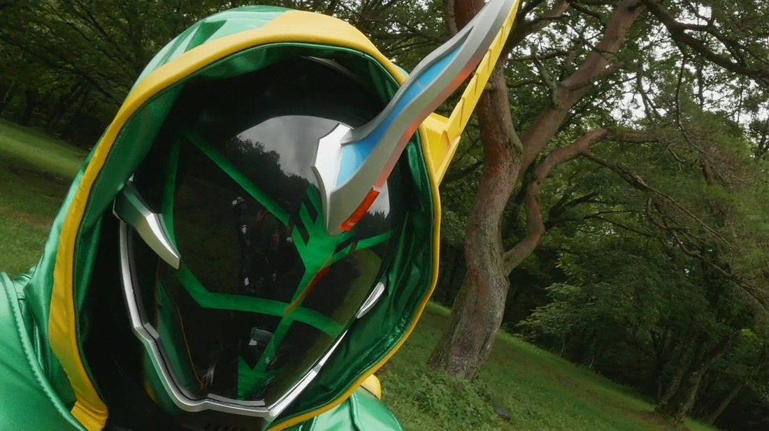 Toku Secrets Podcast: Episode 09 – Kamen Rider Ghost Episode 03 Review