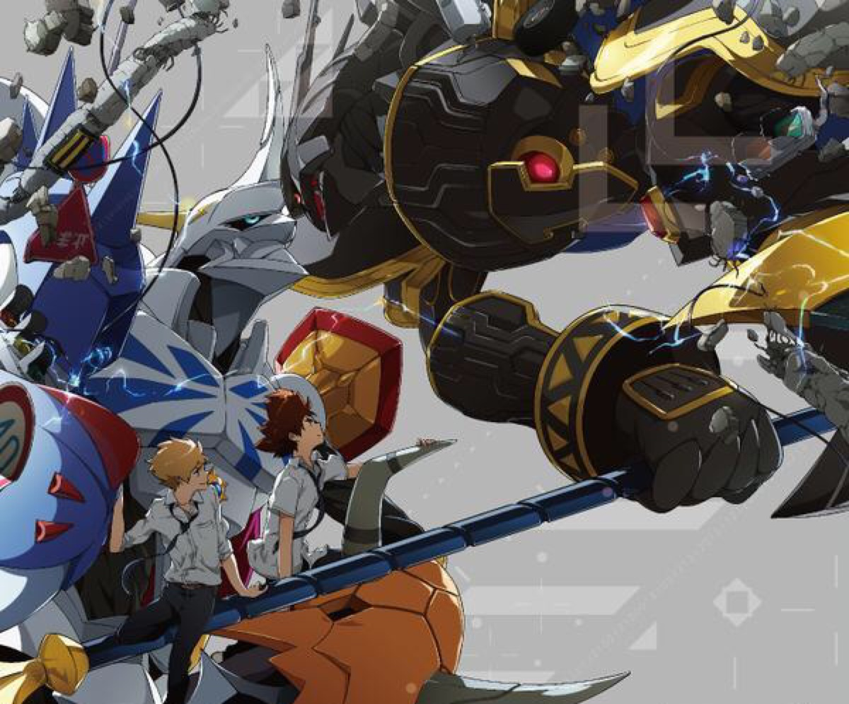 Anime Declassified Podcast –  Mission 13 – Digimon Adventue Tri: Reunion Review