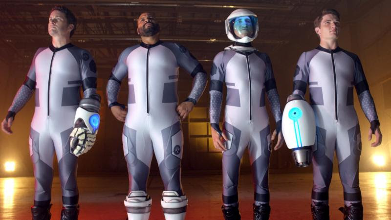LAZER TEAM – In Theaters, 1/29 – Playdates and Special Appearances