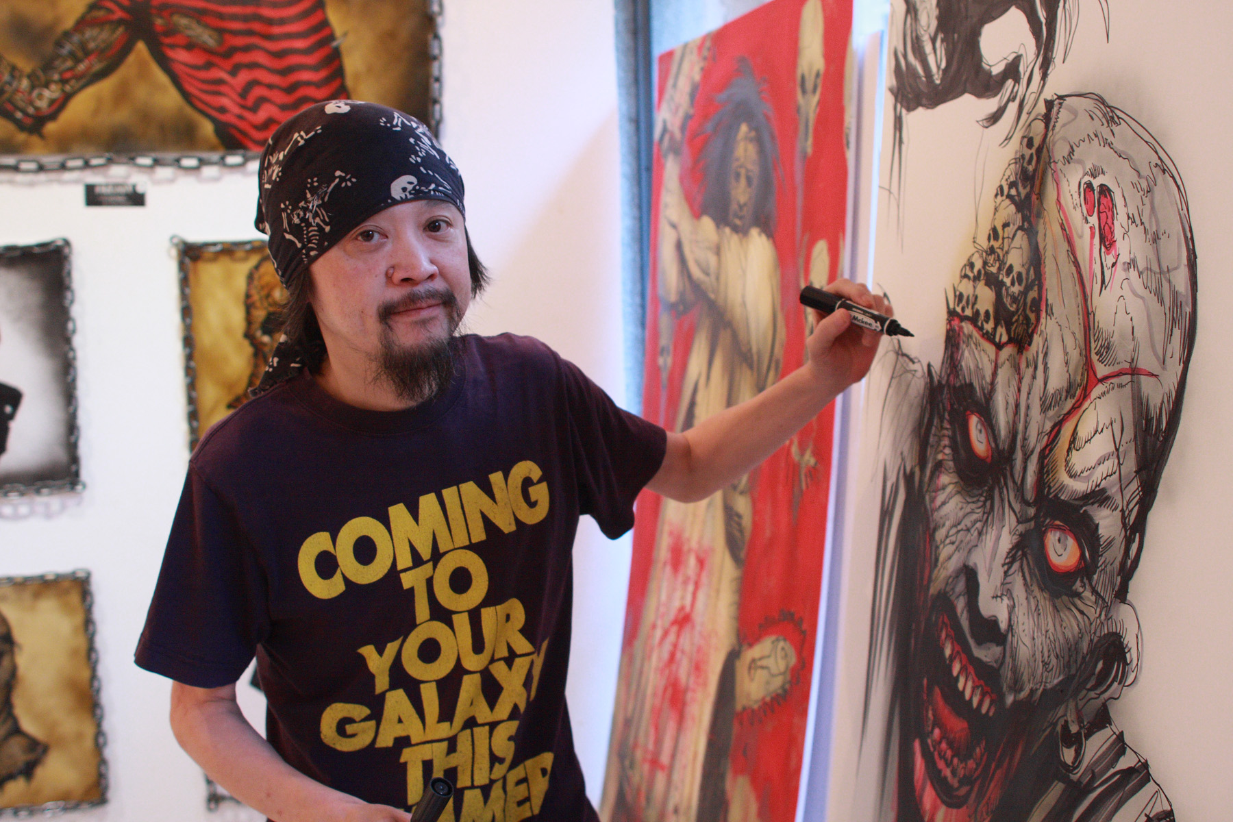 Toku Secrets Podcast: Episode 17 – Design Artist Yasushi Narasawa passes aways at age 52