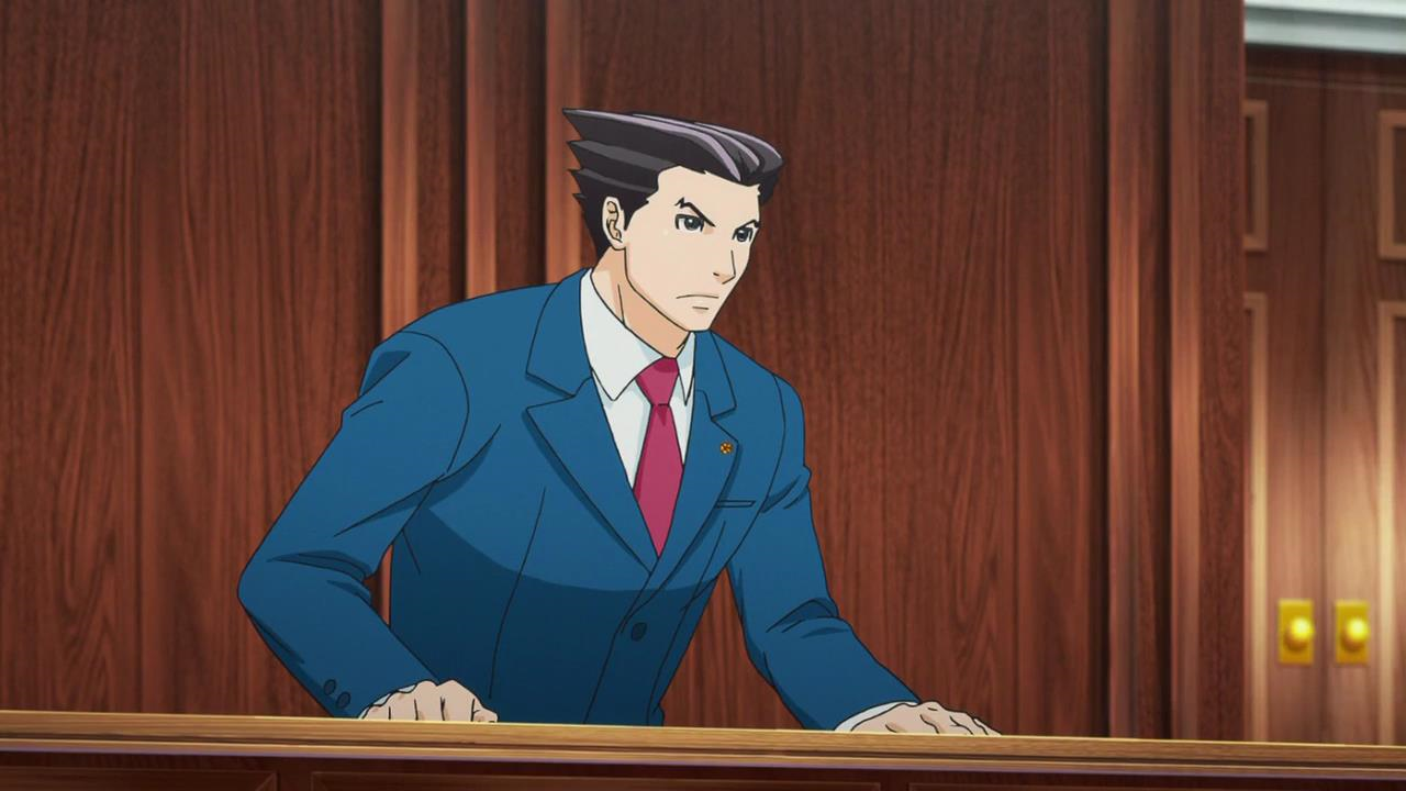 Anime Declassified Podcast – Mission 14 – Ace Attorney Episode 01 Review