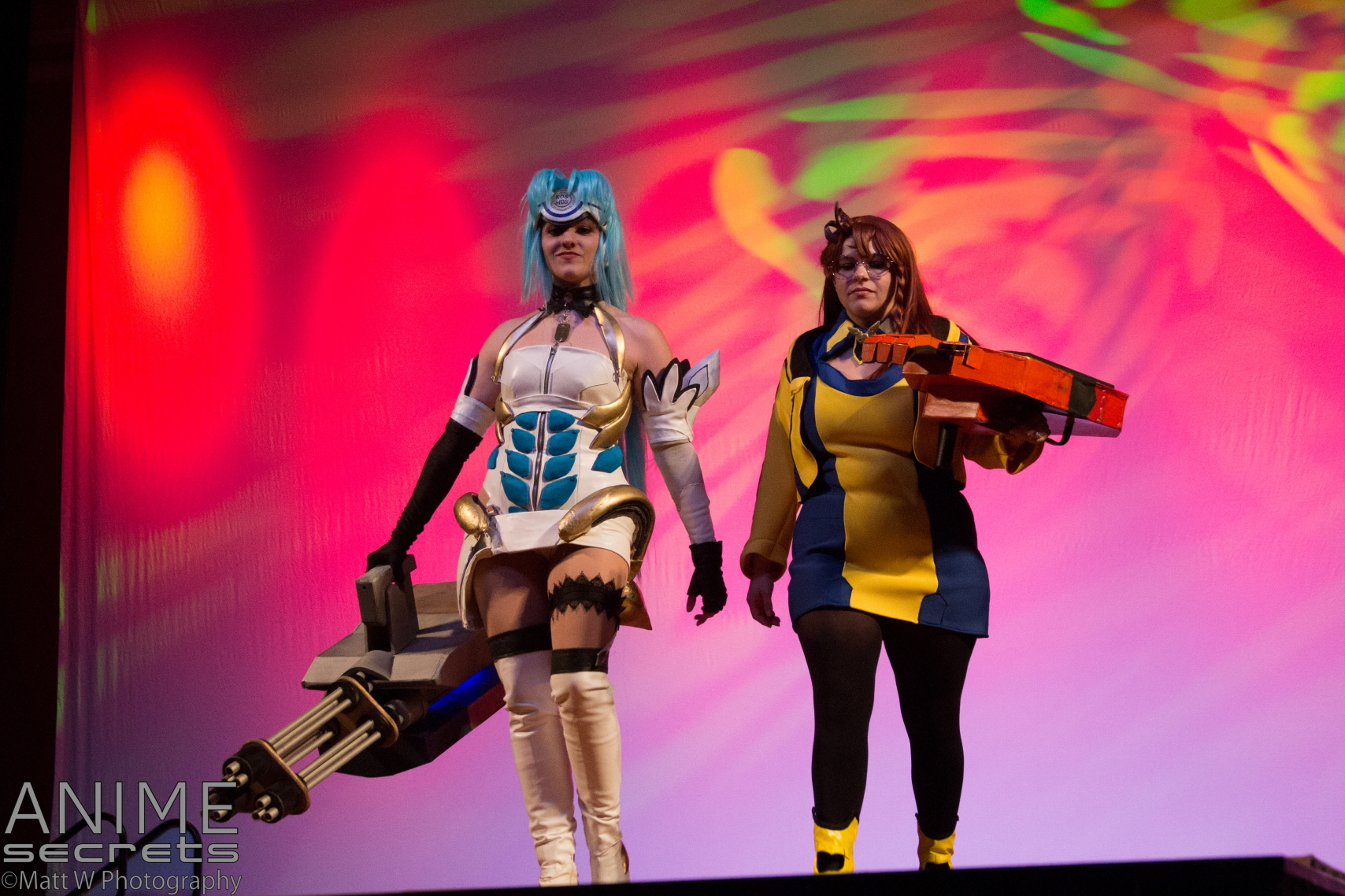A-Kon 27 – Cosplay Contest Videos
