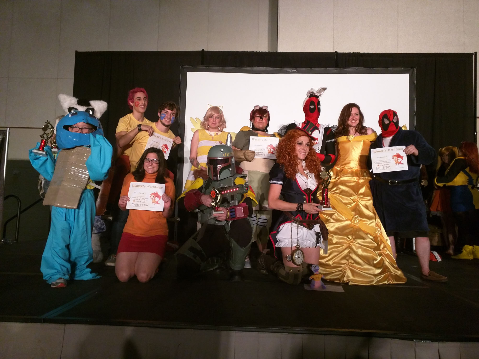 Bayoucon 2016 – Cosplay Contest Video