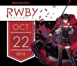 RWBY Season 4 Date