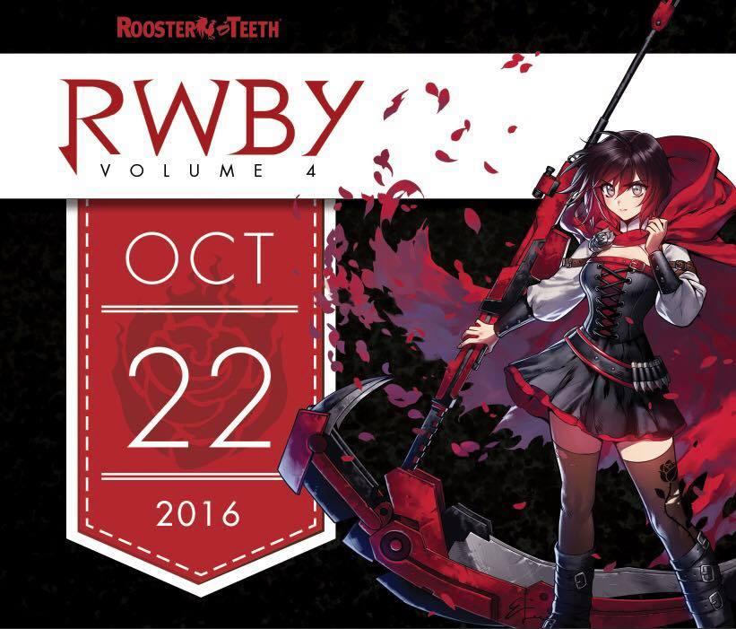 RTX 2016 – RWBY Panel News
