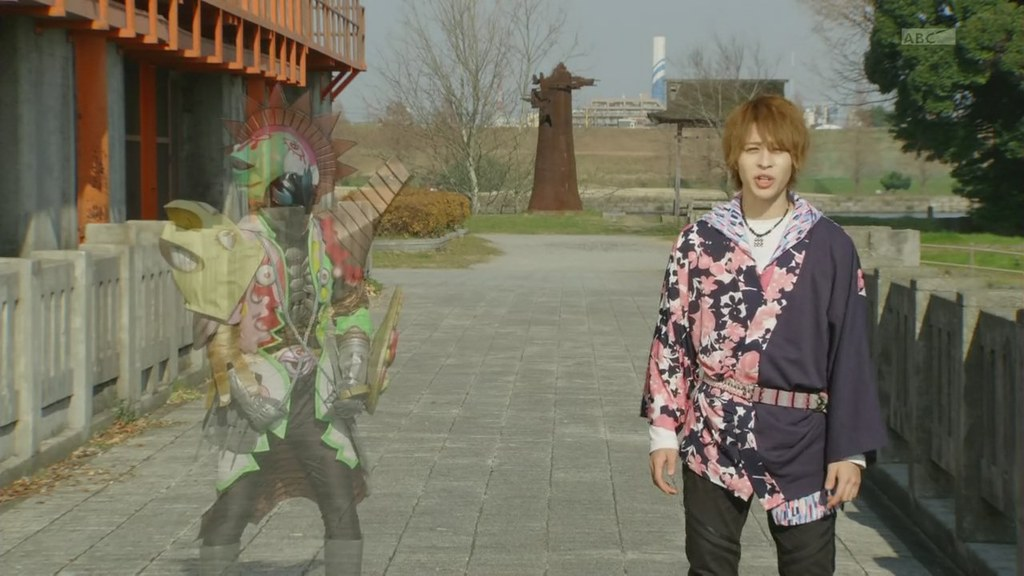 Toku Secrets Podcast: Episode 26 – Kamen Rider Ghost Episode 17 – 20 Review