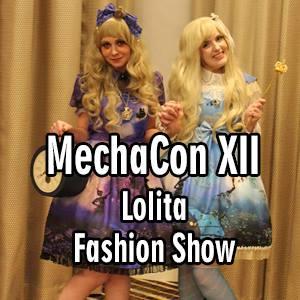 MechaCon XII – Lolita Fashion Show Video