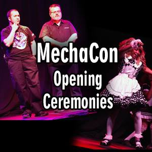 MechaCon XII – Opening Ceremonies Video