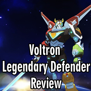 Anime Declassified Podcast – Mission 20 – Voltron Legendary Defenders Season 1 Review
