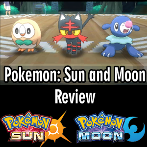 Anime Declassified Podcast – Mission 22 – Pokemon Sun and Moon Review