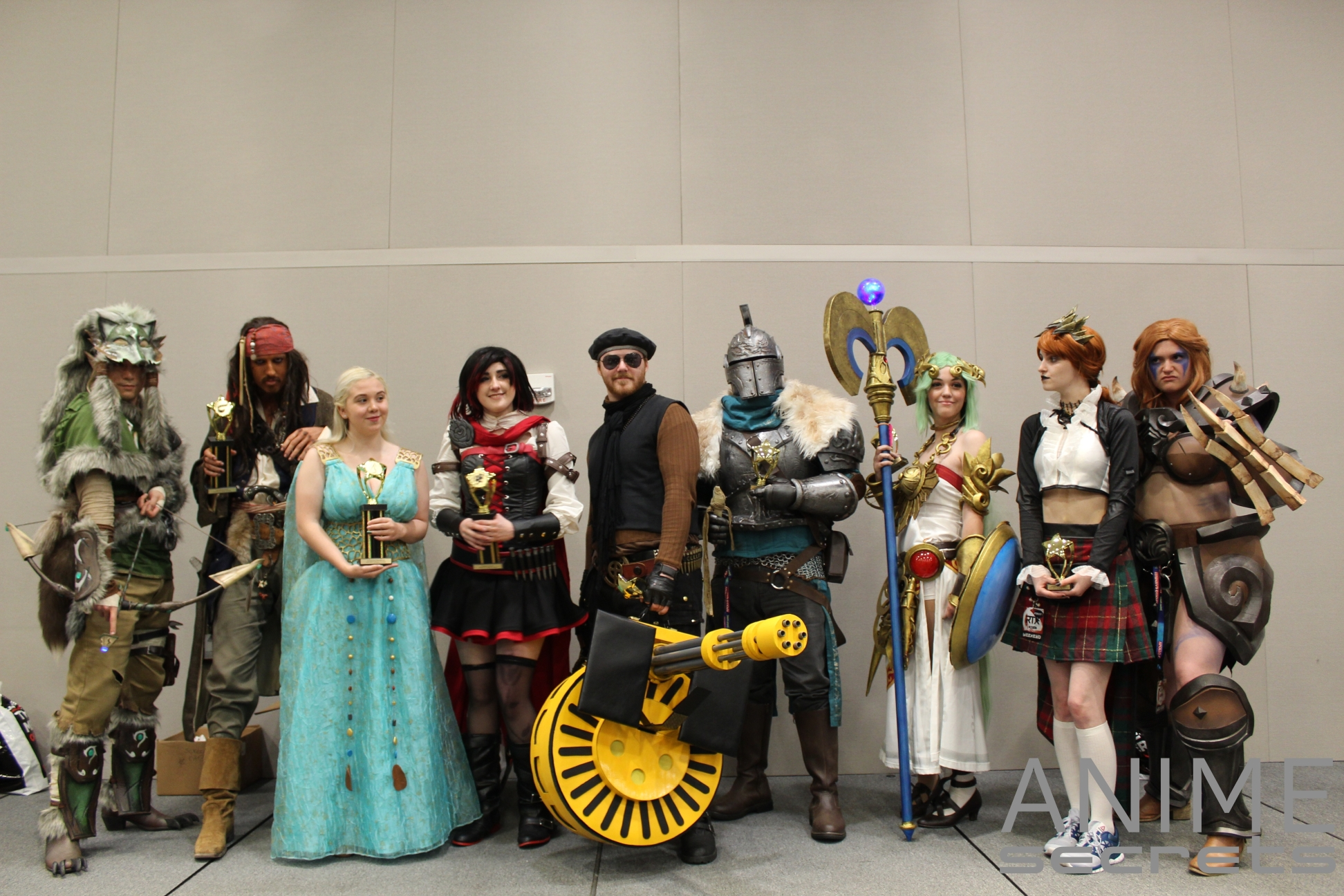 RTX 2017 – Cosplay Contest Photo Gallery