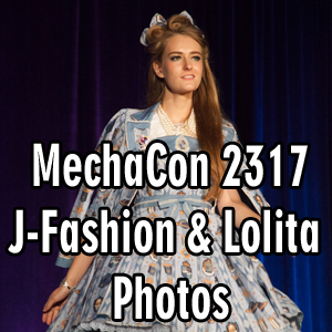 MechaCon 2317: J-Fashion & Lolita Fashion Show – Photo Gallery