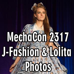 MechaCon 2317: J-Fashion & Lolita Fashion Show – Photo Gallery