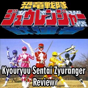 Toku Secrets Podcast: Episode 32 – Kyouryuu Sentai Zyuranger