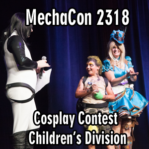 MechaCon 2318: Cosplay Contest – Children's Division Video