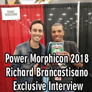 Power Morphicon 2018: Richard Brancatisano  Exclusive Interview