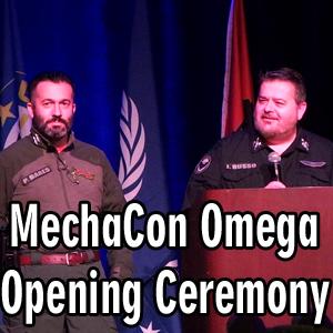 MechaCon Omega – Opening Ceremonies Video